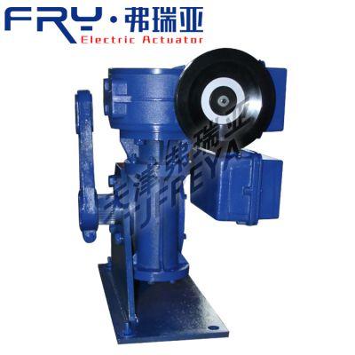 弗瑞亚 SH1000/K/F30 伯纳德电动执行机构 智能型 引风机电动执行器