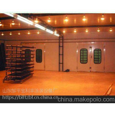 百色市家具木材烤漆房价格 家具自动喷漆房 宝利丰