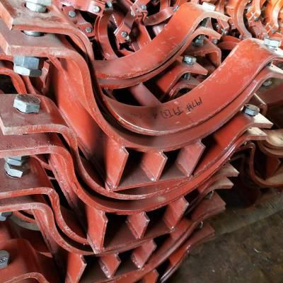 高质量J9-DN300管托实体生产厂家赤诚安装方便