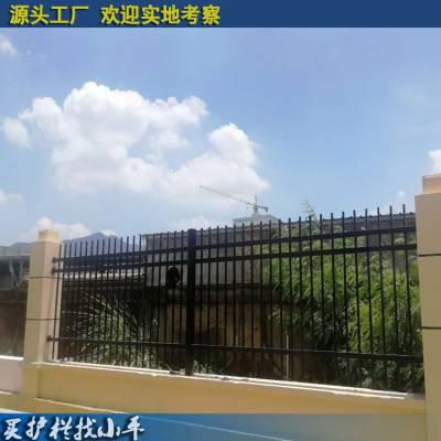 海口交通防撞栏现货 会馆隔离 校区防爬围栏 三亚工艺栏杆报价