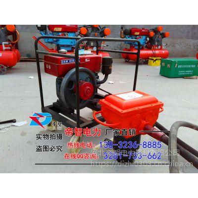 曲轴打桩机小型便携打桩机规格技术