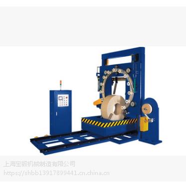 钢卷缠绕机 | 钢卷打包机 | 钢带包装机 | 定制环体缠绕机 | 防锈纸dir包装机