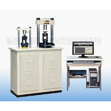 济南试验机厂微机控制恒应力水泥抗折抗压试验机(300KN)13127133500