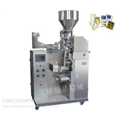 天津三桥厂家直销颗粒包装机DXDK40II PLC适用于食品、医药、化工等行业