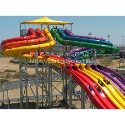 吉林儿童戏水设备生产厂家_章鱼竞赛滑梯设备供应商