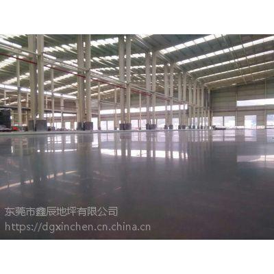 广州越秀 、海珠金刚砂翻新--地面起灰尘怎么办--金刚砂固化地坪+鑫辰制定品牌