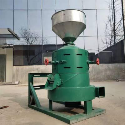 大城330型谷子碾米机 富兴绿豆去皮碾米机 高粱脱皮机多少钱一台