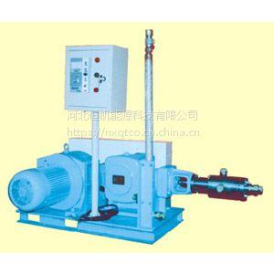 供应充瓶系统用低温二氧化碳液体泵