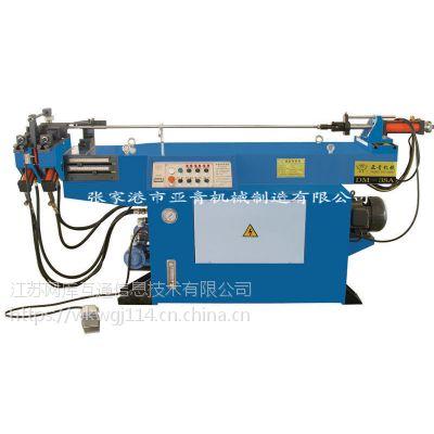 友胜机械液压弯管机PLC系统特点介绍