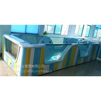 伊贝莎钢结构组装游泳池
