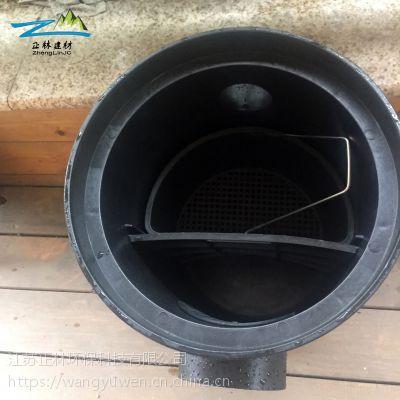 武汉道路施工排水井成品井成品检查井型号齐全正林环保
