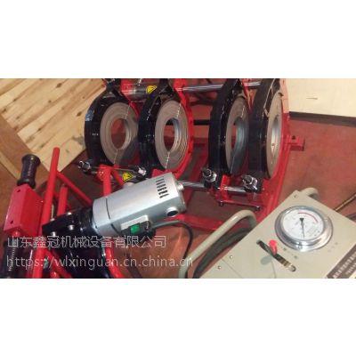 邯郸pe管热熔机多少钱 PE315热熔焊机价格 燃气管道改造专用熔接机