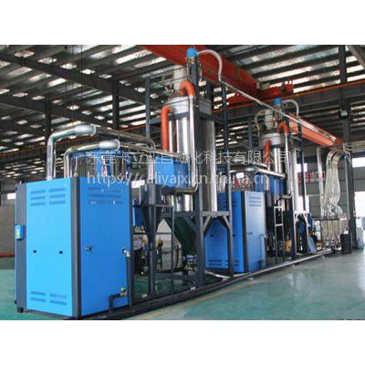 供应PE燃气管道除湿干燥机供料系统