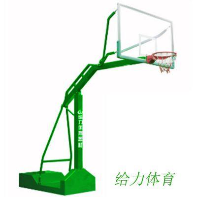 广东给力佛山成人移动篮球架价钱篮球架厂
