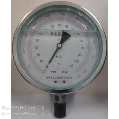 YBN-150精密耐震压力表