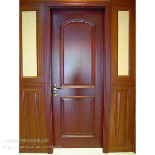 上海嘉定木门厂套装门生态门厂家PVC免漆门室内套装门厂家直销