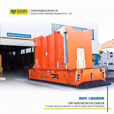 新乡百特 定制电动搬运车 广东厂家定制压力容器自动化平车