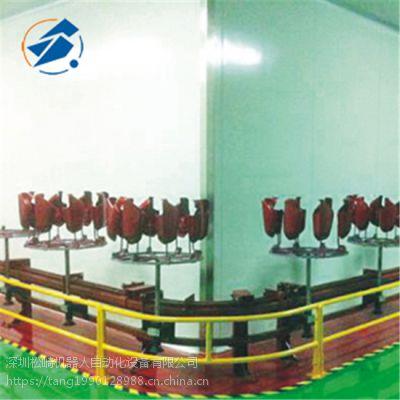 自动涂装线非标定制深圳松崎机器人自动化设备制造厂家