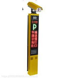 莱州小区道闸机安装 平度智能车牌识别价格