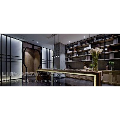 成都茶餐厅设计|成都茶楼装修设计|专业茶餐厅设计公司|现代中式茶楼设计