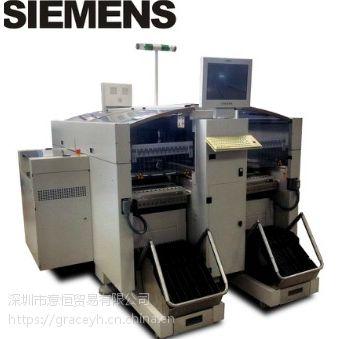 现货低价销售海外西门子HS60高速贴片机2台