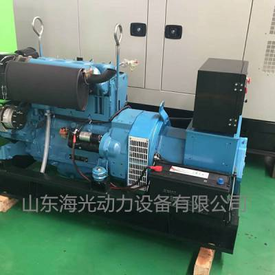 北内F4L912发电用风冷柴油机 30千瓦道依茨发电机 德国品质
