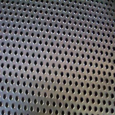 镀锌板冲孔网 铁板冲孔网 金属板网生产厂家