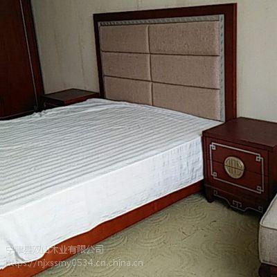 厂家直销北欧时尚酒店卧室 套房客房家具办公家具定制