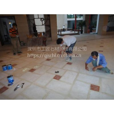 深圳大理石翻新打蜡 石材打磨公司 大理石日常保养公司