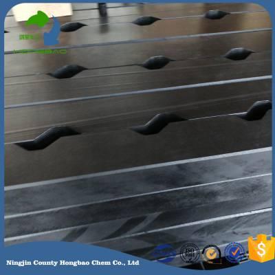 高分子PE履带板代替钢质行走履带板