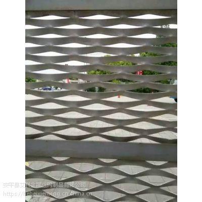 高品质艾利020铝板网,冲拉铝板网,拉伸铝板网