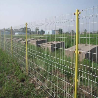 港口隔离栏安装 深圳保税区围栏网 珠海临港护栏网 金属板网