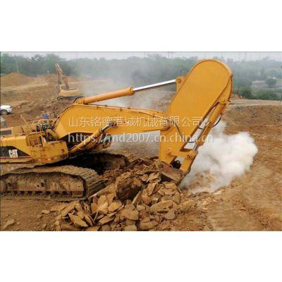 矿山开采一体臂 挖掘机岩石臂生产 安装快捷 效率高 环保