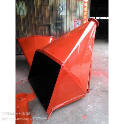 湖南汨罗鑫旺600/800型新型多功能异形沙灰料斗基本构造