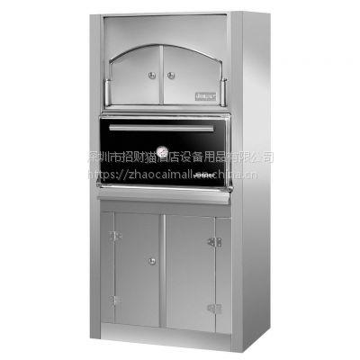 代理进口原装西班牙嘉士伯JOSPER HJX45-LACXP橱柜落地式木炭烧烤炉