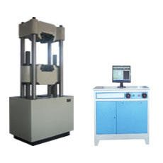 WAW-2000C微机控制电液伺服万能试验机(高标准制造 高标准测量 鑫光自主研发生产)