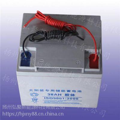 路灯电瓶|扬州弘聚新能源|路灯电瓶报价