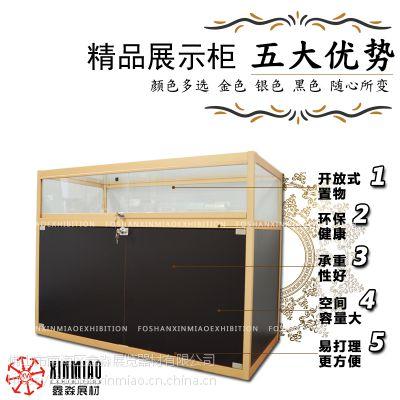 供应精品柜鞋包柜 饰品柜首饰柜银色 金色 黑色