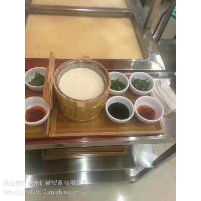 全自动豆浆豆腐机器 豆腐加工设备 不锈钢做老豆腐的机器生产厂家