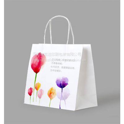 纸袋 手提袋 深圳手提袋印刷设计一站式定制