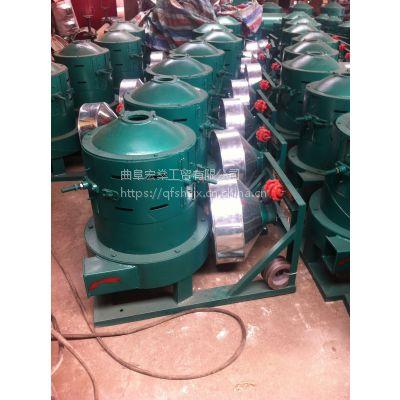 HS-330型谷子水稻脱皮机 宏燊两相电碾米机