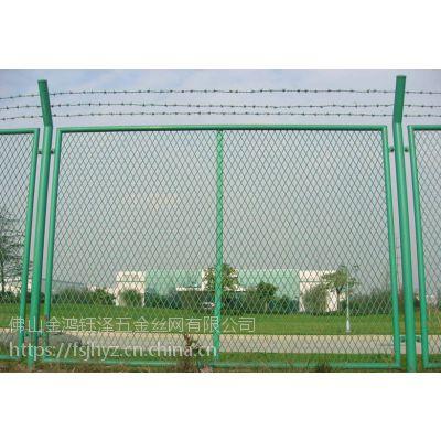 金鸿 深圳高速公路围栏网厂家&佛山南海小区护栏网规格&云浮市车间防护网价格