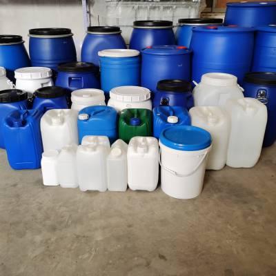 供应山东东星塑业生产19L带水嘴 HDPE酱油醋桶 装酒塑料桶