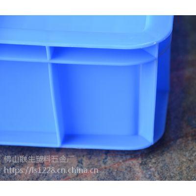 乔丰 乔丰塑胶厂家直销深圳市门窗五金厂耐冲击进口原材料防静电周转箱420*300*150批发