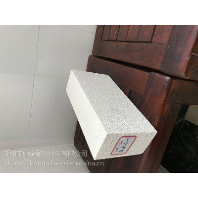 郑州中企耐材莫来石保温砖JM-23 0.8耐火砖 浇注料 粘土砖