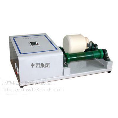 中西(HLL)实验室滚筒球磨机 小型球磨机 型号:QM-5库号:M197773