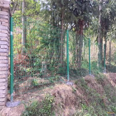 双边丝护栏 绿色防护网 公路护栏围挡网