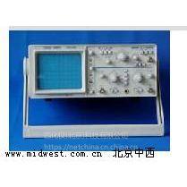 中西DYP 超低频双踪示波器 型号:TZ12-TD-4652库号:M201226