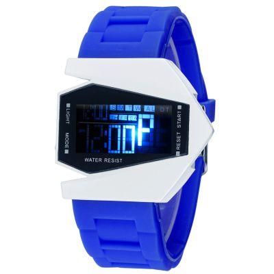 厂家直销炫酷时尚爆款飞机手表男女通用电子表