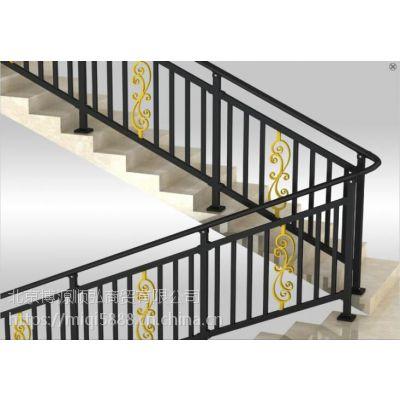 山西Q235HC烤漆楼梯扶手,组装式阳台栏杆,锌钢围墙护栏,仿竹节篱笆栅栏